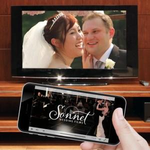 Sonnet Wedding Films Logo