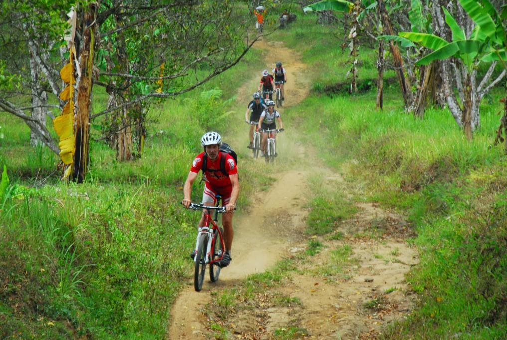 Biketouren Indonesien