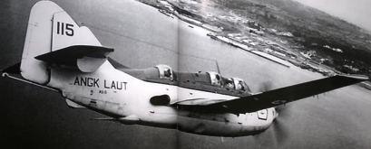 Manuver Gannet TNI-AL