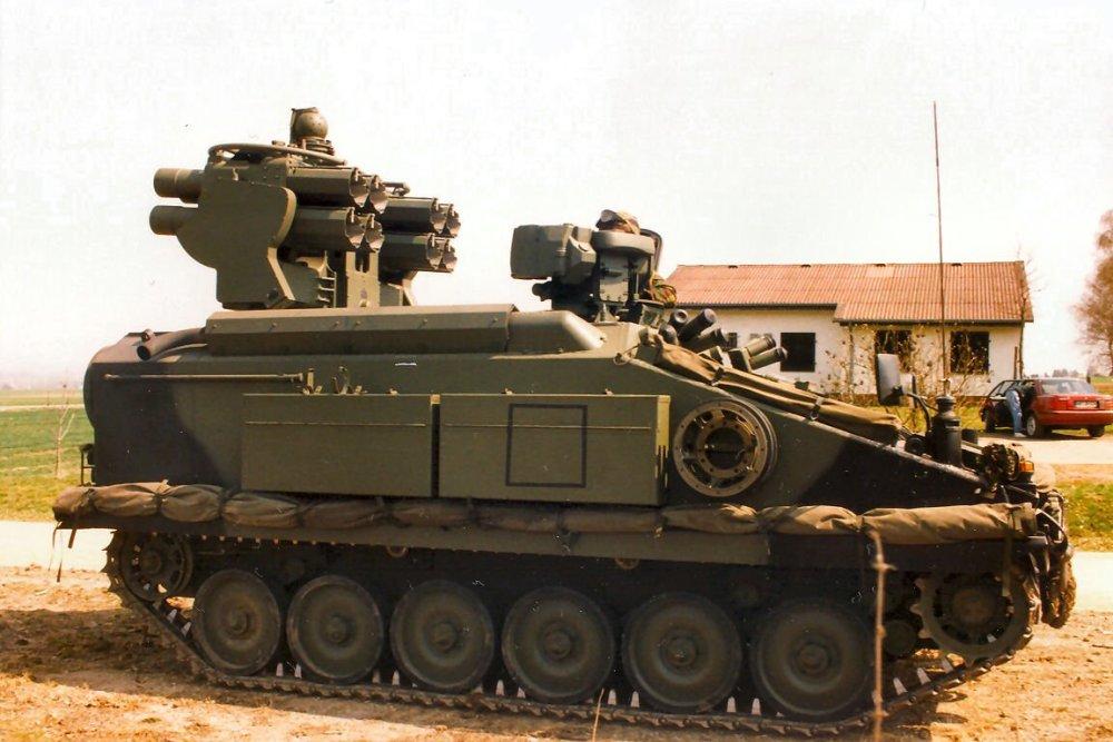 Alvis Stormer : Tank APC Modern TNI-AD (5/6)