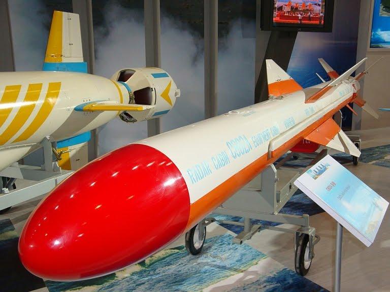 C-802 : Rudal Penebar Maut dari Cina (6/6)