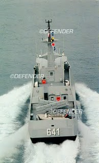 C-705 : Rudal Pamungkas Andalan Kapal Cepat TNI AL (3/6)