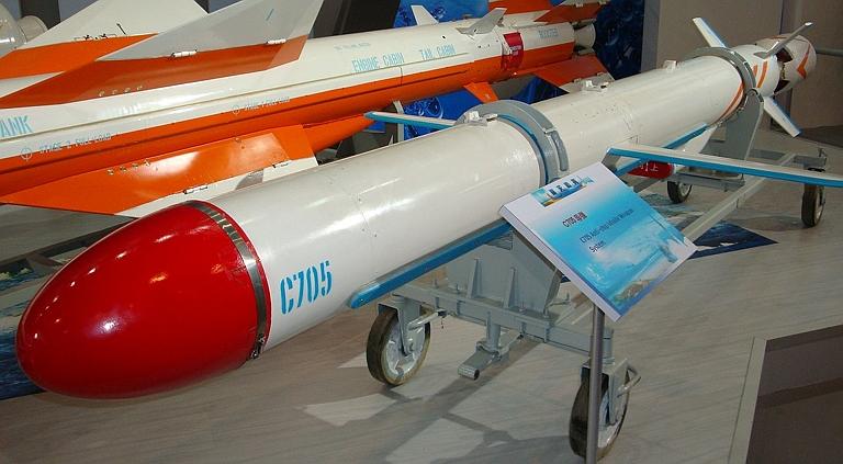 C-705 : Rudal Pamungkas Andalan Kapal Cepat TNI AL (5/6)