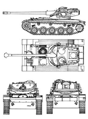AMX-13 : Tank Tempur Utama TNI-AD (6/6)
