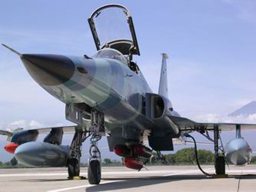 F-5E TigerII : Macan Angkasa Andalan Skadron 14 (6/6)