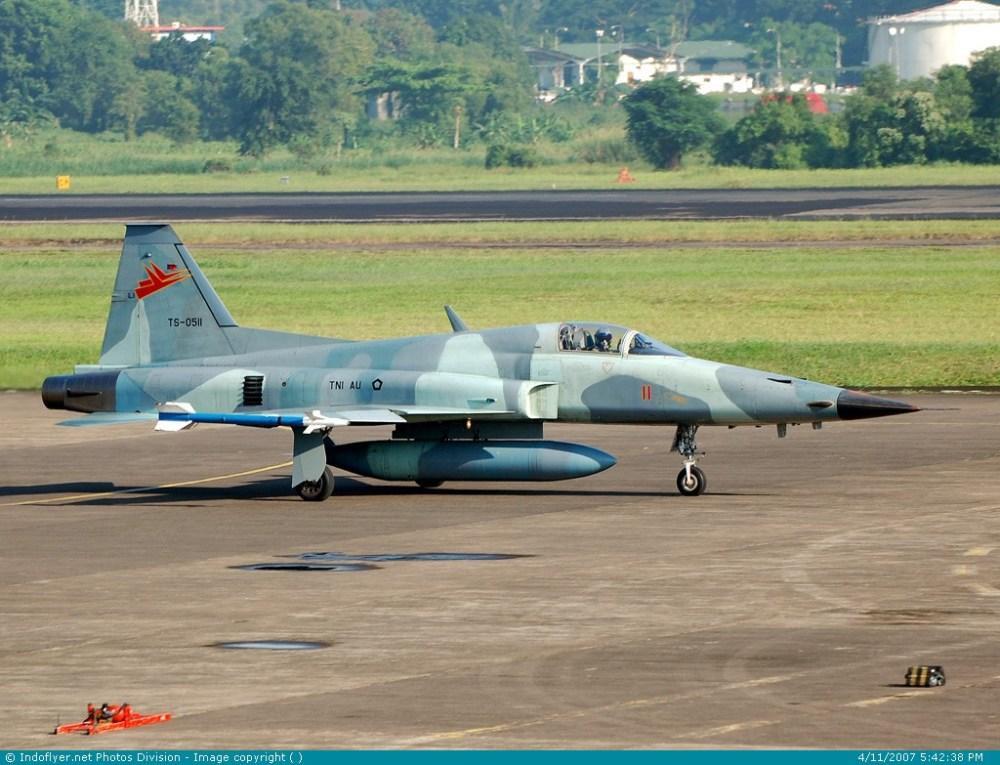 F-5E TigerII : Macan Angkasa Andalan Skadron 14 (1/6)