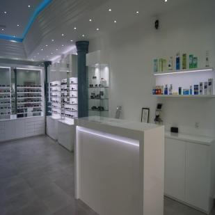 Indoormobel óptica del clinico
