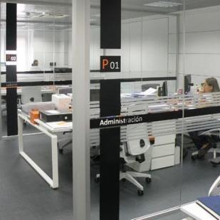 Mobiliario para oficinas