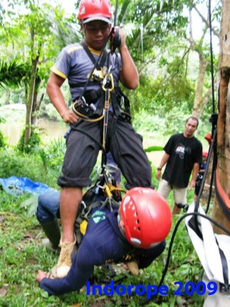 Advanced Safety Tree Climbing Training 9