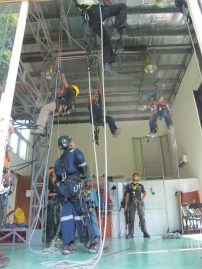 Rope Access Training Level 1 1