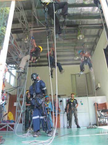 Rope Access Training Level 1 1