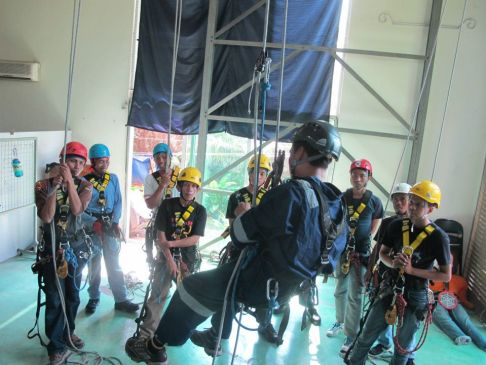 Rope Access Training Level 1 2