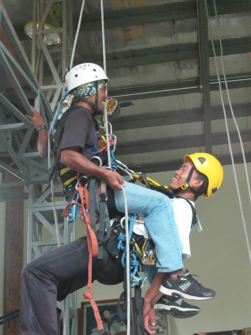 Rope Access Training Level 1 4