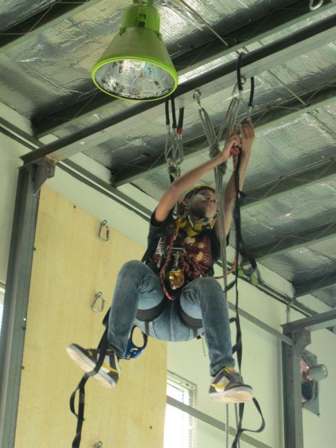 Rope Access Training Level 1 5