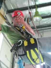 Rope Access Training Level 1 8