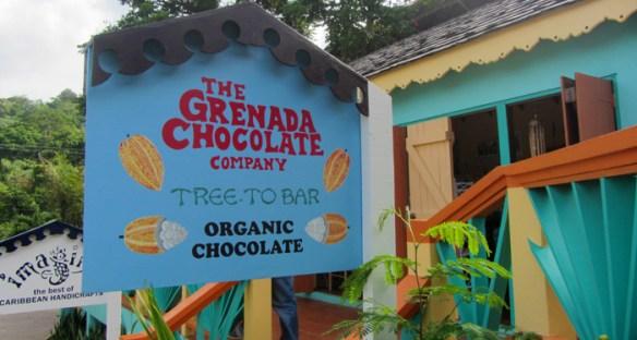 The Grenada Organic Chocolate Company