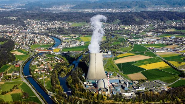 Kernkraft — sicher und schonend