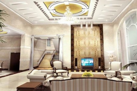pop ceiling design for living room