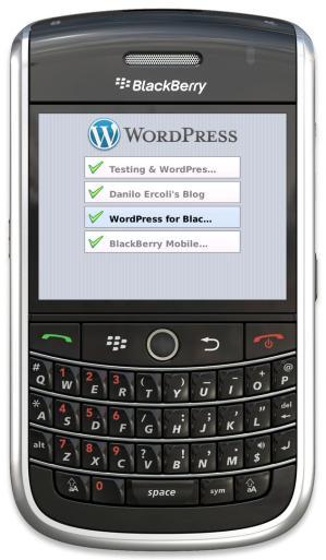 blackberrywordpress
