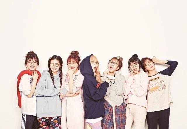 《偶像電視劇工作團》七位節目成員將於六月發表新曲