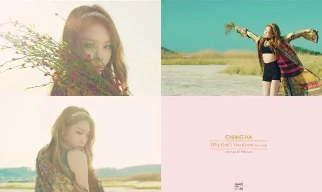 金請夏專輯《HANDS ON ME》主打歌《Why Don t You Know》MV預告公開