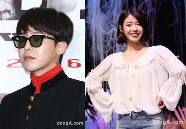 IU擔任嘉賓G-Dragon首爾演唱會嘉賓