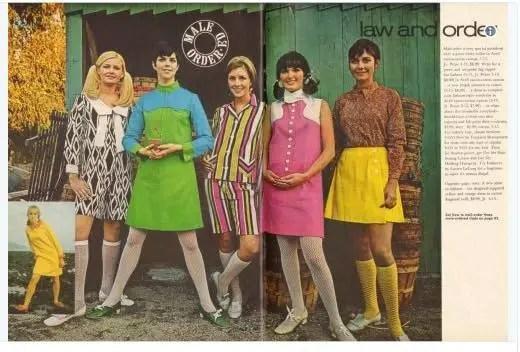 年代別時尚icon,60,70年代竟然這麼美(1)