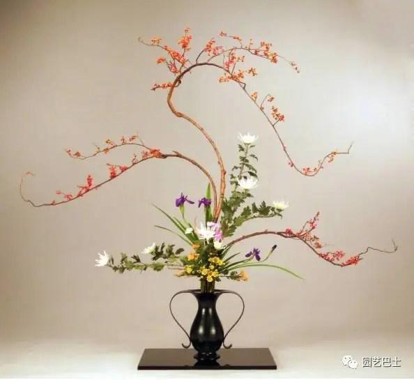 日本花道的五種插花形式之——立花!