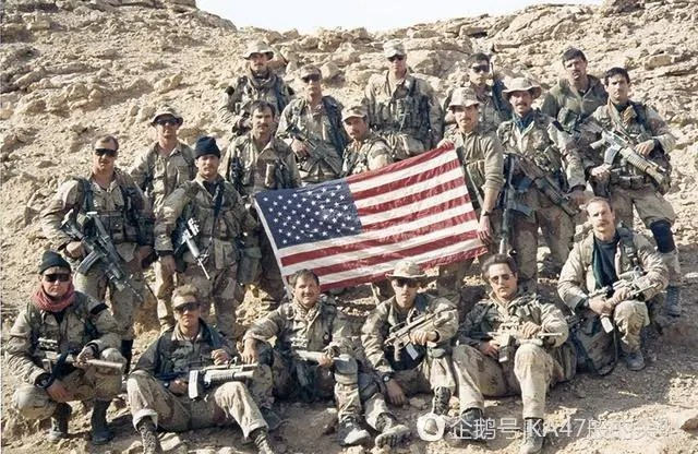 世界上最精銳的力量之一,三角洲特種部隊