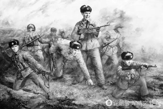 中國軍隊交還大批繳獲武器:印度官員要求現場開動坦克