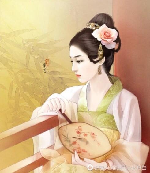 她本是北齊後主高緯的皇后,滅國...