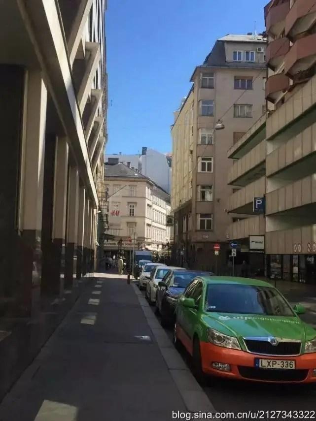 匈牙利布達佩斯海外會議(四)萬豪酒店周圍購物 塞切尼溫泉