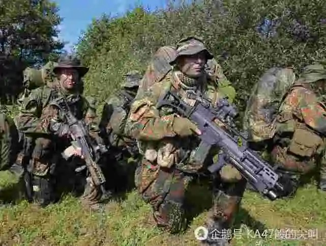 很多遊戲玩家都認識它,德國G36自動步槍
