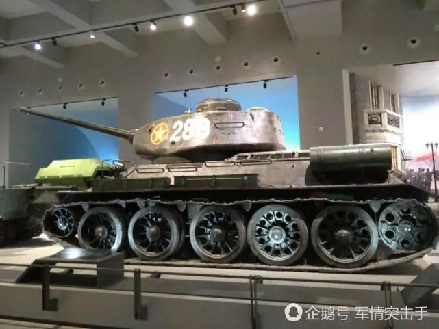 中國曾在諒山繳獲越軍功勛坦克?如今成新軍博明星展品