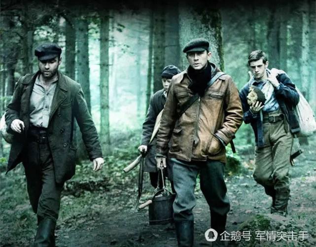 二戰猶太4兄弟勇救上千難民 納粹懸賞10萬瑞郎抓捕