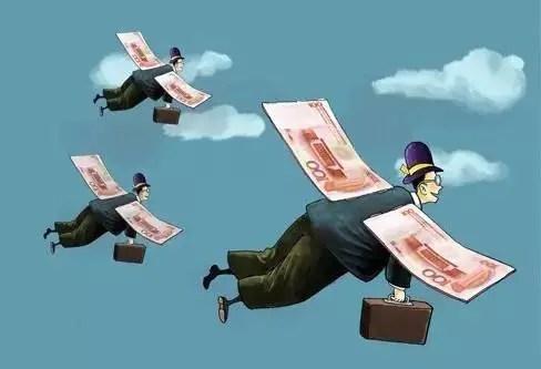 真正可怕的不是實體經濟的窘迫,而是富豪精英的套現走人