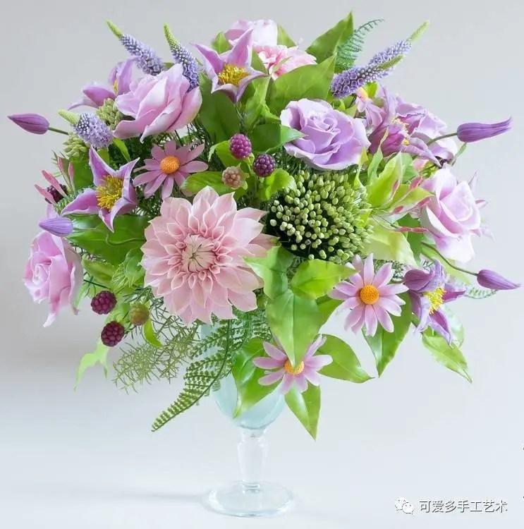 買了那麼多年的鮮花,卻不知道這種永不凋謝的花比真花更美!
