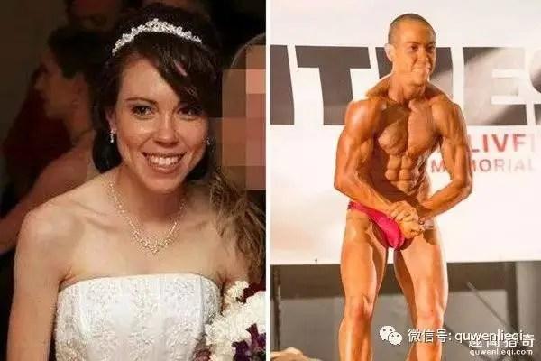 嫁人也無法消除她想成為男人的想法 離婚、變性、割乳、終成肌肉猛男