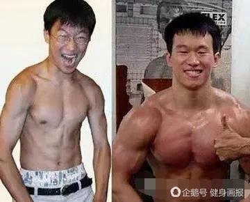 網友問答:胖子不知道瘦子的痛,瘦人怎樣練出一身肌肉?