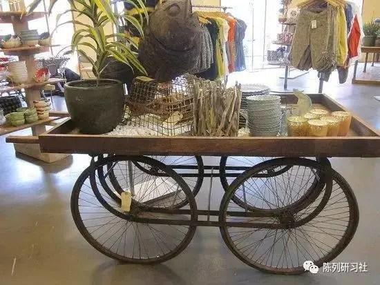 千萬別在店鋪中用自行車道具,太便宜又有逼格了!