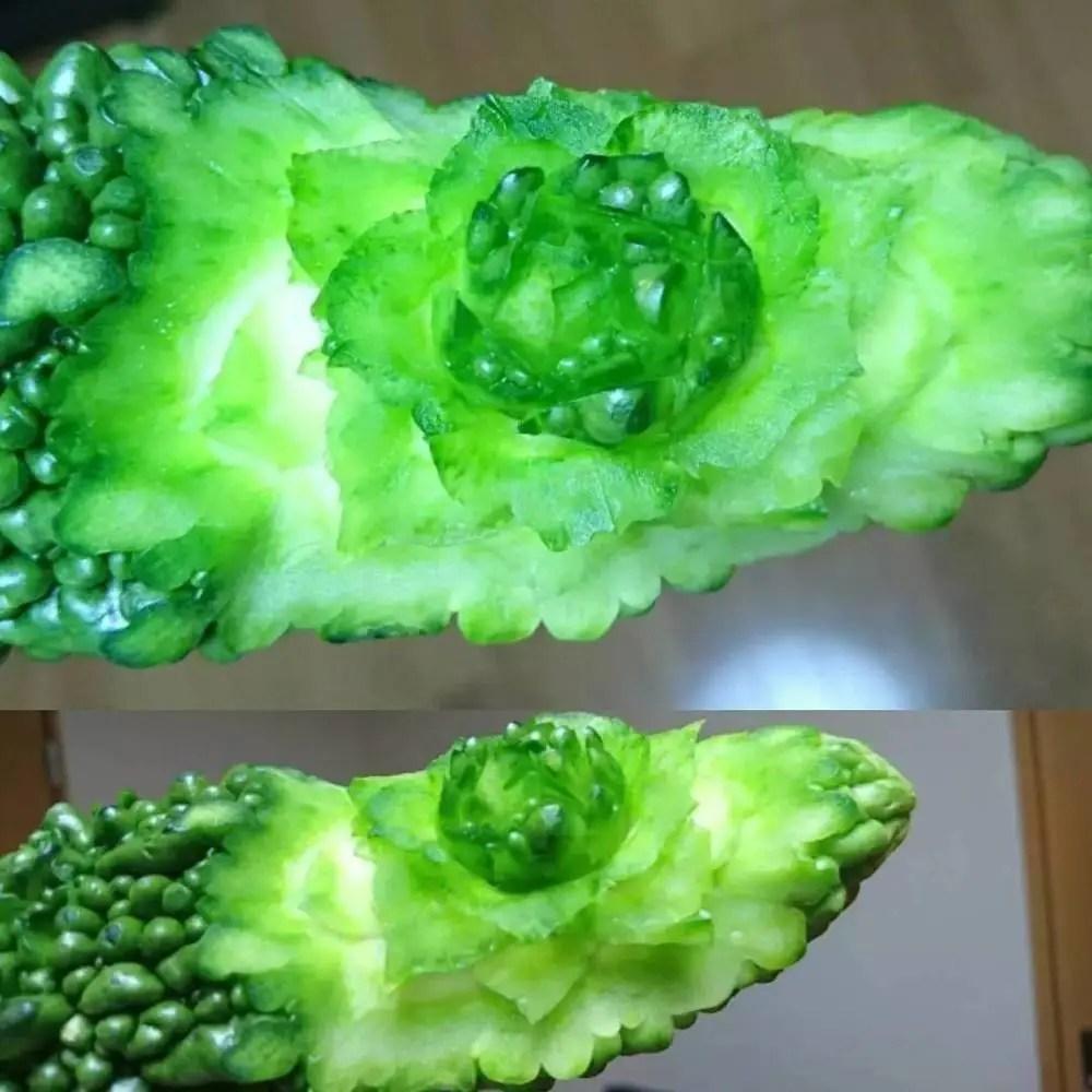 果蔬不僅能吃,還能玩出花來!