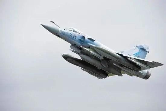 這個國家面積不大,卻擁有世界前五強的空軍