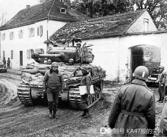 它被稱為朗森打火機,M4謝爾曼坦克詳解