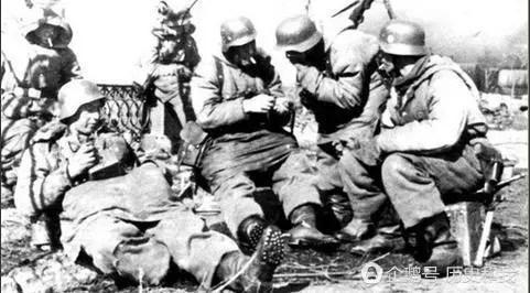 二戰的故事:二戰里「悠閑」的時光