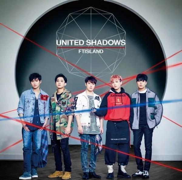 FTISLAND第七張日文正規專輯《UNITED SHADOWS》主打歌《Shadows》MV公開