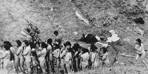 近1萬女性被強姦致死,女孩撩開裙子說:不下20個男人戳我這兒