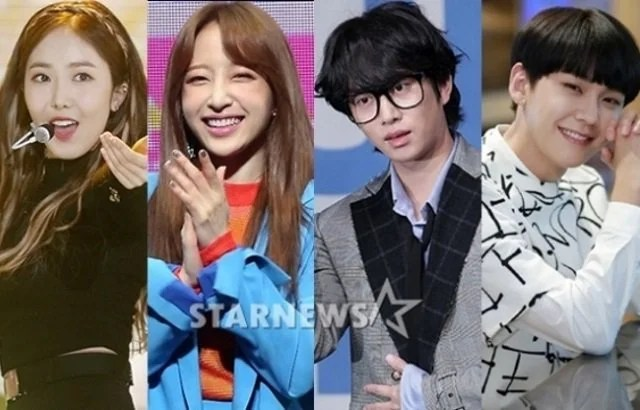 SinB、Hani、希澈、鎰勛擔任《一周的偶像》300期特輯嘉賓
