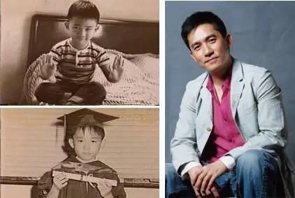 都說三歲看一生,看到這些明星小時候的照片,你能想到他們如今成了這樣嗎!
