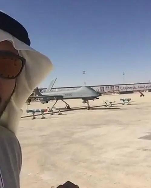 裝備精良的沙特特種部隊,號稱王爺兵,油多任性裝備都是高科技