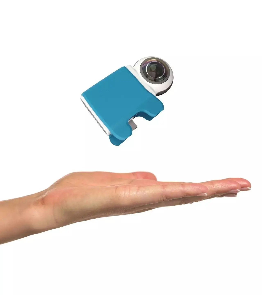 Giroptic IO 360°全景攝像頭,用它直播必下遊艇雨